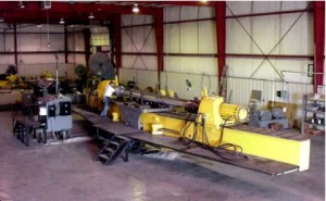 A-15-Hufford-45Grip-225-Ton Extrusion Stretch Forming