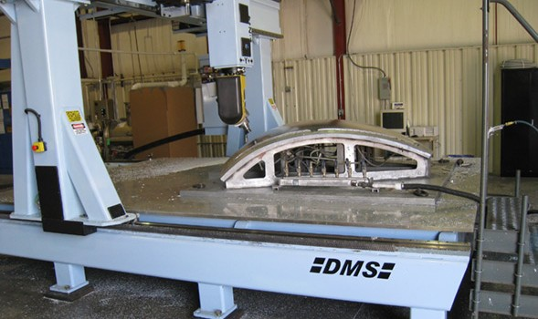 DMS-5-Axis-Router